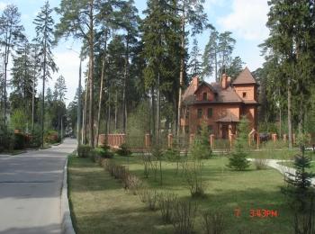 Коттеджный поселок Любимовка